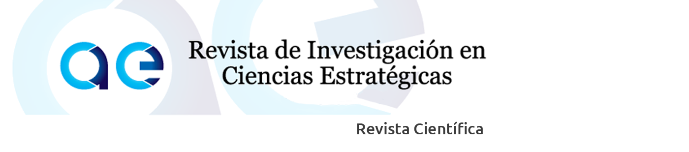 Revista de Investigación en Ciencias Estratégicas